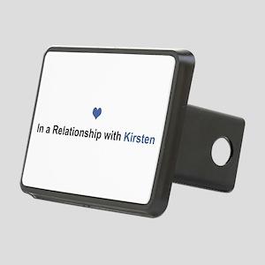 Kirsten Relationship Rectangular Hitch Cover