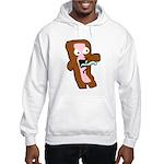 Bacon Zombie Hooded Sweatshirt