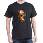 Bacon Zombie Dark T-Shirt