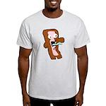 Bacon Zombie Light T-Shirt