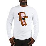 Bacon Zombie Long Sleeve T-Shirt