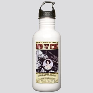 saved from the titanic Stainless Water Bottle 1.0L