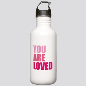 You Are Loved Stainless Water Bottle 1.0L