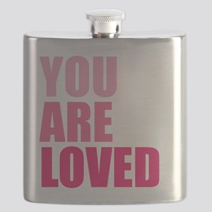 You Are Loved Flask