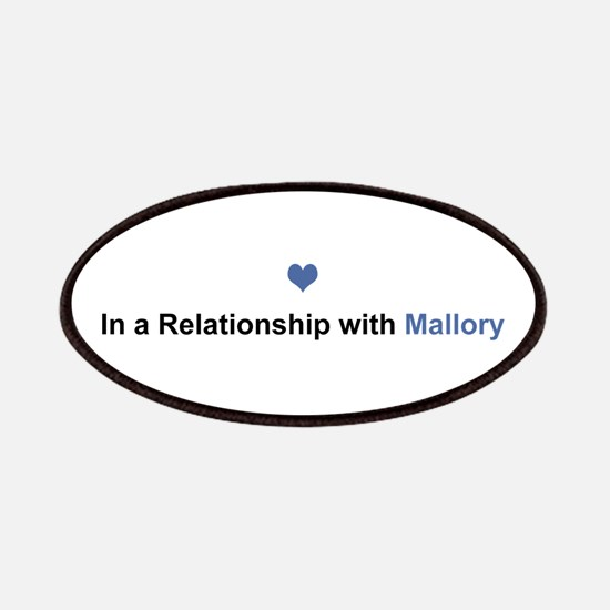 Mallory Relationship Patch