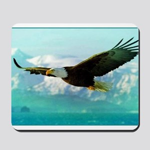 soaring eagle Mousepad