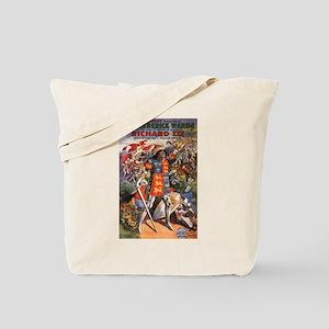 silent movie Tote Bag