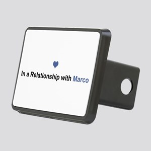 Marco Relationship Rectangular Hitch Cover