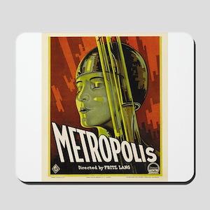 metropolis Mousepad