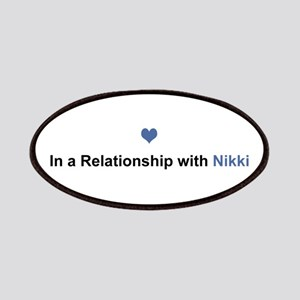 Nikki Relationship Patch