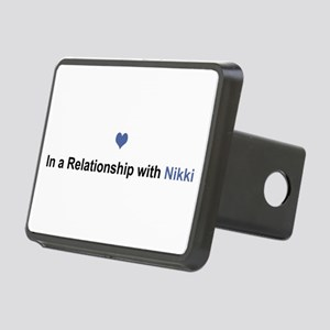 Nikki Relationship Rectangular Hitch Cover
