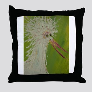 Give your creative spirit wings! Throw Pillow