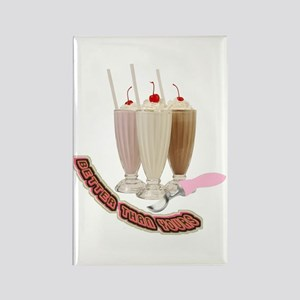 My Milkshake IS BETTER THAN YOURS! Rectangle Magne