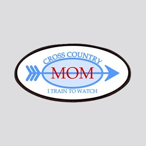 Cross Country Mom Train to Watch Patches