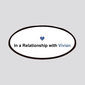 Vivian Relationship Patch
