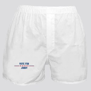 Vote for JORDY Boxer Shorts