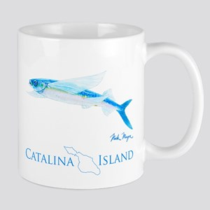 Flying Fish Catalina Mug