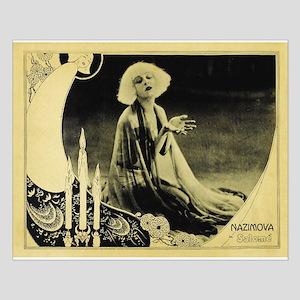nazinova Small Poster