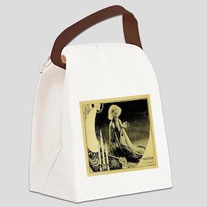 nazinova Canvas Lunch Bag