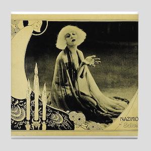 nazinova Tile Coaster