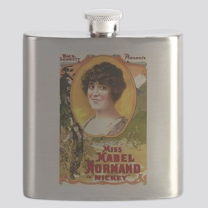 mabel normand Flask