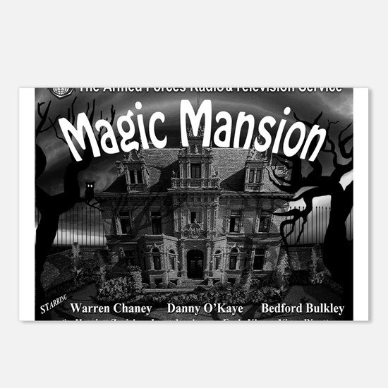 magic mountain Postcards (Package of 8)