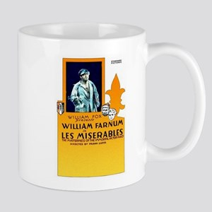 les miserables Mug