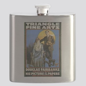 douglas fairbanks Flask