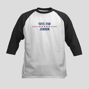Vote for JORDON Kids Baseball Jersey