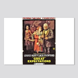 great expectations Postcards (Package of 8)