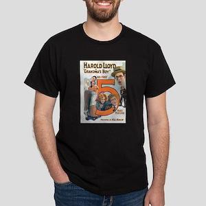 harold lloyd Dark T-Shirt