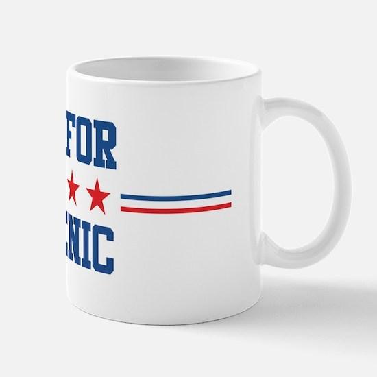 Vote for DOMENIC Mug