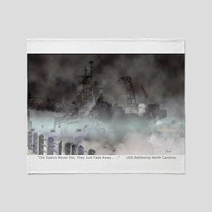 Ghost Ship USS Battleship North Carolina Stadium