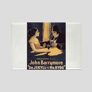 john barrymore Rectangle Magnet
