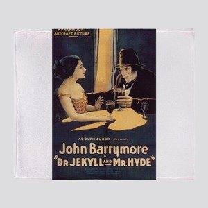 john barrymore Throw Blanket