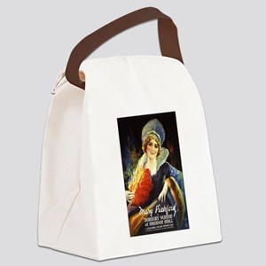 mary pickford Canvas Lunch Bag
