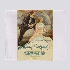 daddy long legs Throw Blanket