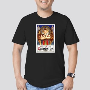 cleopatra Men's Fitted T-Shirt (dark)