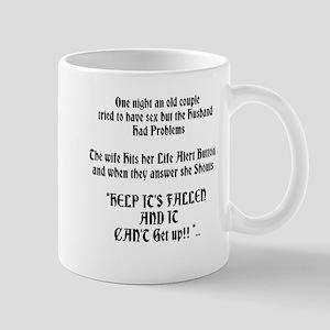 Life Alert Moments Mug