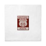 Daggett Route 66 Queen Duvet