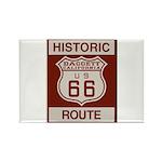 Daggett Route 66 Rectangle Magnet (10 pack)
