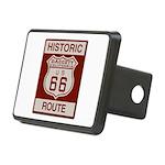 Daggett Route 66 Rectangular Hitch Cover