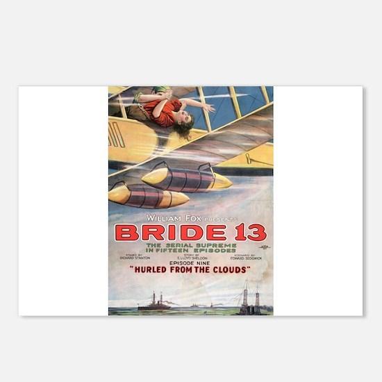 bride 13 Postcards (Package of 8)