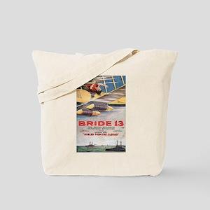 bride 13 Tote Bag