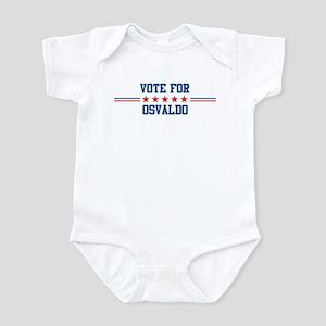 Vote for OSVALDO Infant Bodysuit
