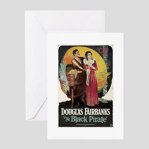 douglas fairbanks Greeting Card