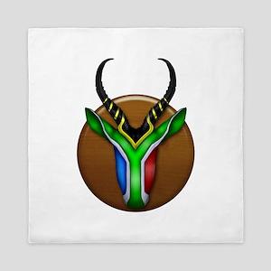 Springbok Trophy Queen Duvet