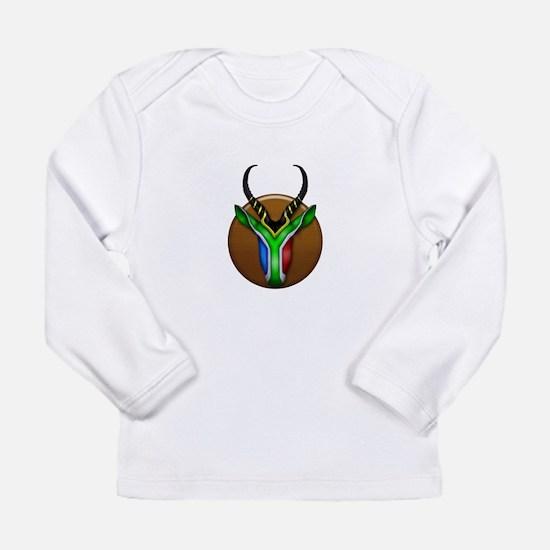 Springbok Trophy Long Sleeve Infant T-Shirt