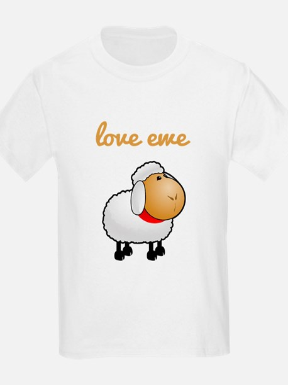 Love Ewe T-Shirt