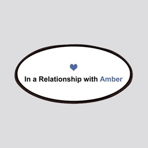 Amber Relationship Patch